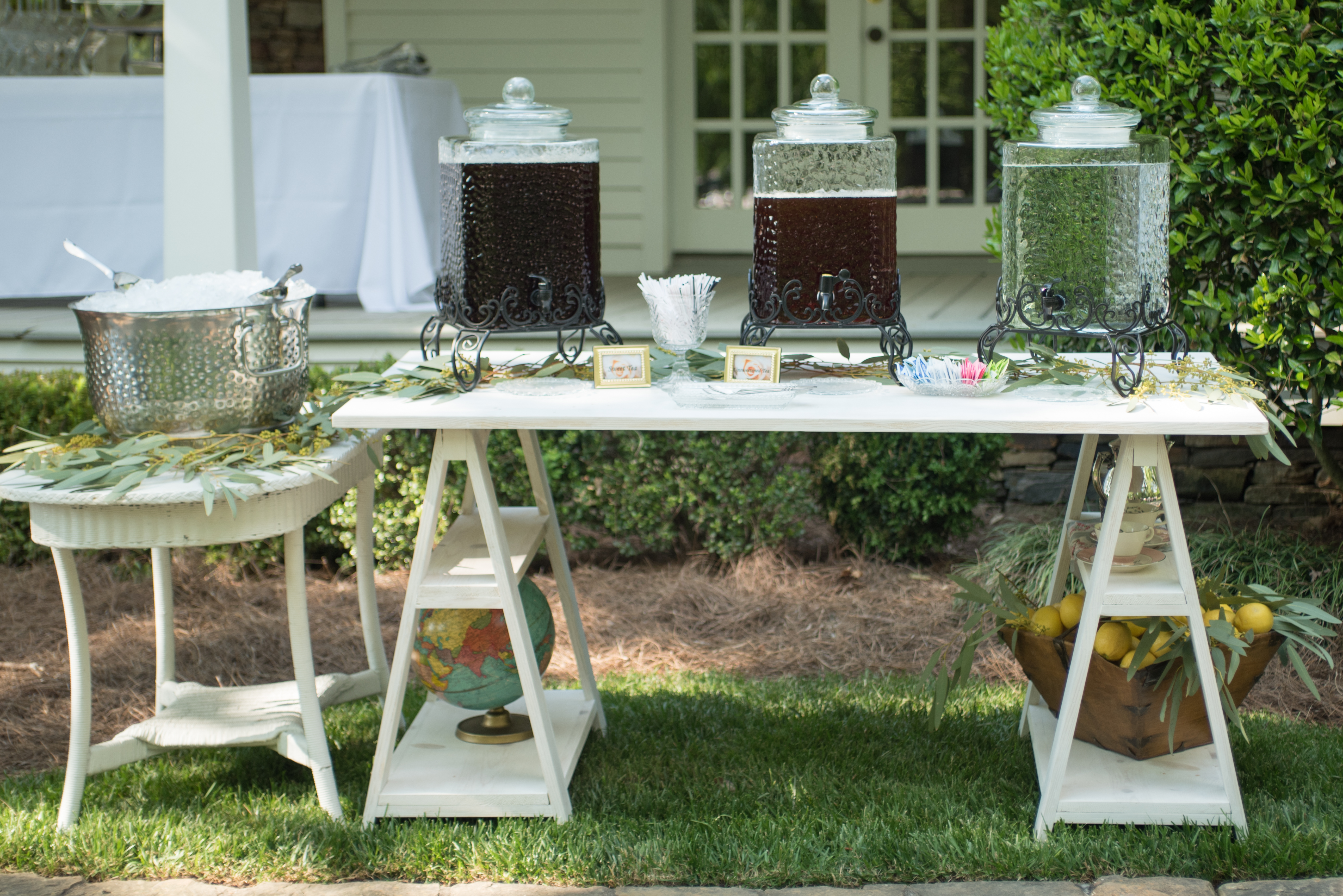 Wedding Hydration Stations Infused Water Recipes